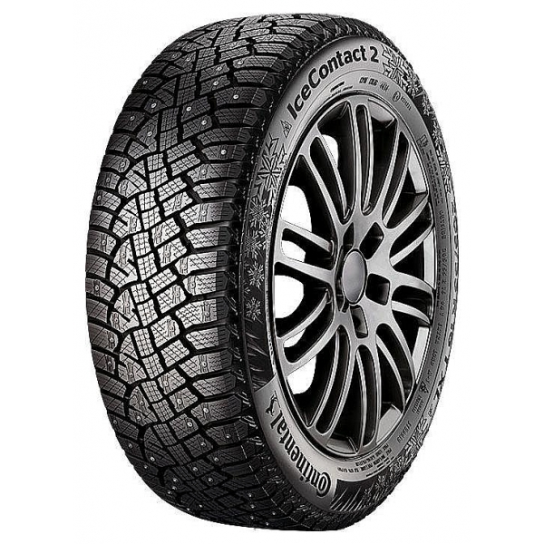 Continental ContiIceContact 2 KD 235/40 R18 95T